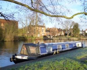 Judith narrowboat2